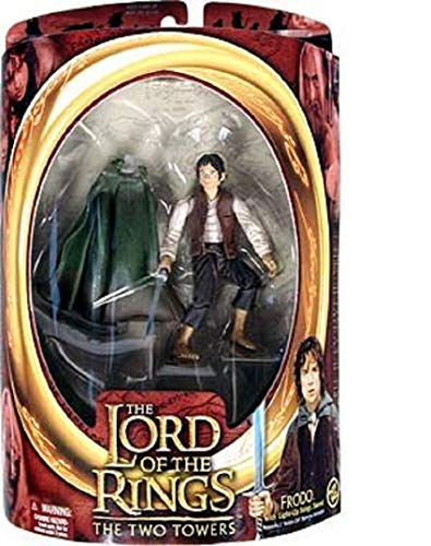The Lord of the Rings Two Towers Series II Figure: Frodo with Sting Action Figure