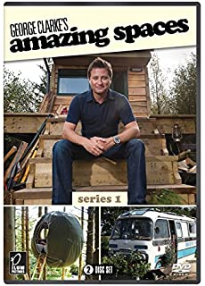 Amazing Spaces: Amazon.co.uk: George Clarke, Jane Field-Lewis ...