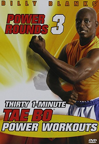 (30 Power Rounds: 30 1-Minute Tae Bo Power Workouts! Billy)