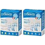 Dr. Browns BPA Natural Flow Bottle Newborn Feeding Set (Packaging May Vary) - 2 Sets