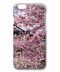 Japanese Cherry Blossoms Custom Protective 3D Case for iPhone 6 4.7 -1220472