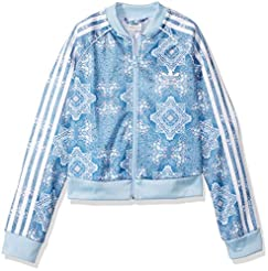 adidas Originals Girls' Big Cc Crop Supe...