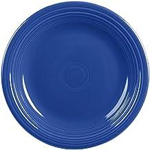 Fiesta Dinner Plate, 10-1/2-Inch, Lapis