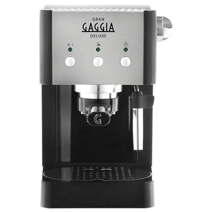 GAGGIA Clásico semi-automática Cafetera exprés Pannarello ...