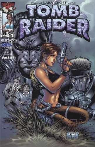 Tomb Raider 9 Dead Center Andy Park Cover Tomb Raider 1999 Dan
