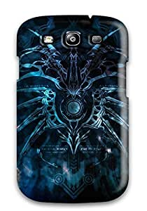 PC Fashionable Design Blazblue Anime Rugged Case Cover For Galaxy S3 New