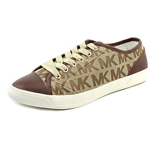 UPC 887050262233, Michael Michael Kors MK City Sneaker Women US 11 Brown Sneakers