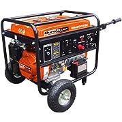 DuroStar DS4000WGE, 3500 Running Watts/4000 Starting Watts, Gas Powered Portable Generator, with 210 Amp Welder...