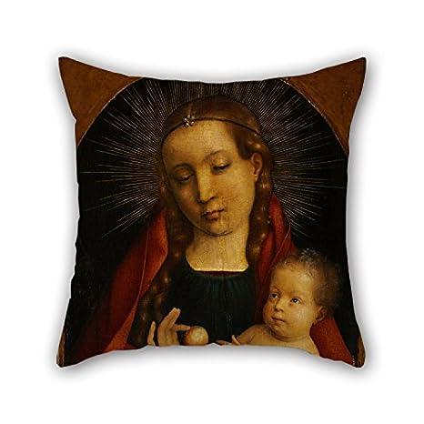 uloveme pintura al óleo Michiel Sittow - la Virgen y el niño ...
