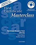 First Certificate Masterclass: Workbook Resource Pack with Key