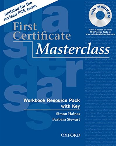 First Certificate Masterclass B2. Workbook With Key Und Multi CD ROM