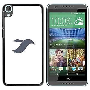 Estuche Cubierta Shell Smartphone estuche protector duro para el teléfono móvil Caso HTC Desire 820 / CECELL Phone case / / Dayan flying /