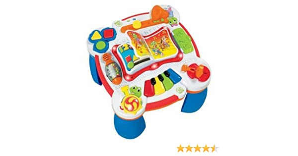 Amazon.com: Quality Learn U0026 Groove Musical Table By LeapFrog Enterprises:  Toys U0026 Games
