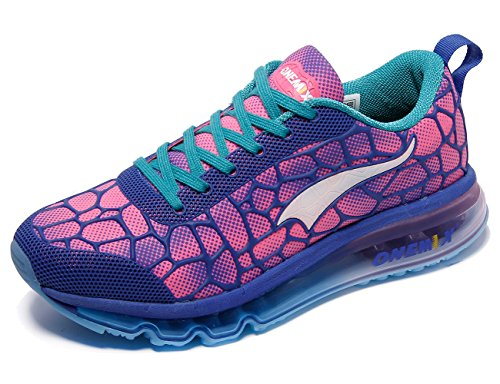 Pictures of ONEMIX Women's Air Cushiong Running ShoesLightweight W1096 1