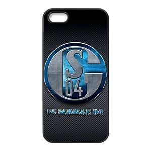fc schalke 04 S04 Phone Case for iPhone 5S Case
