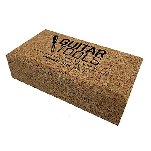 Flat Beveled Cork Sanding