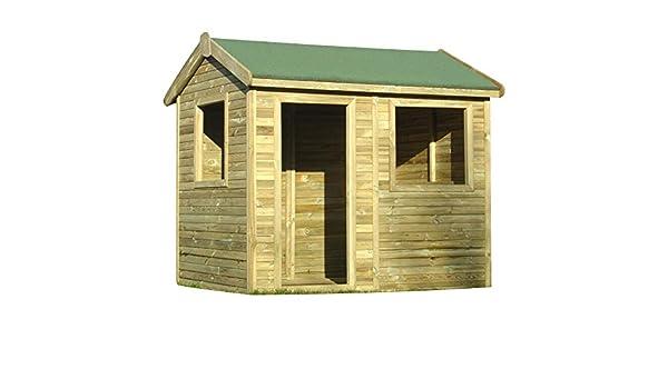 Bricobravo BD-61060 - Caseta trastero de madera para jardín: Amazon.es: Bricolaje y herramientas