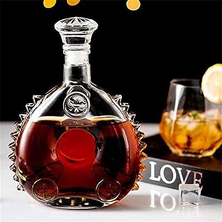 Vasos de Whisky Jarra de Whisky Decantadores de whisky de garrafa for espíritus botella de vino rojo retro Champagne vaso de whisky Botella vino de la jarra jarro Vertedor aireador for la familia barr
