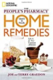 The People's Pharmacy Quick and Handy Home Remedies, Joe Graedon and Terry Graedon, 1426207115