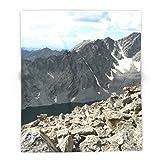 Society6 Holy Cross Mountain 88'' x 104'' Blanket