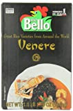 Riso Bello Venere (Black Rice), 17.6-Ounce Boxes (Pack of 3)