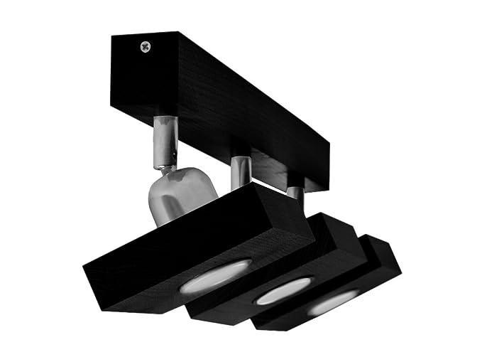 Led Deckenlampe Hausleuchten Led3pr Schwarz 8 Varianten 21 W