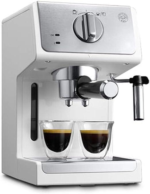 Cafetera italiana casa pequeña oficina completa semiautomática ...