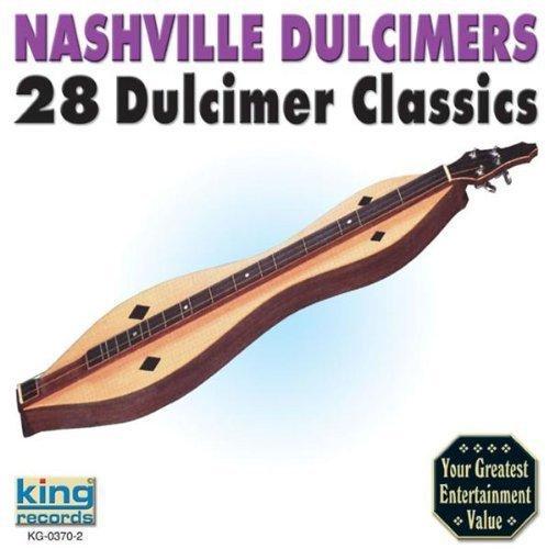 Nashville Dulcimers 28 Dulcimer Classics Audio CD