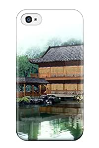 For Iphone Case, High Quality Real World For Iphone 4/4s Cover Cases
