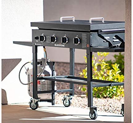 Most influential griddle: Blackstone 5004 Griddle Grill