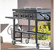 Blackstone 5004 Griddle Grill 36 Hard Cover 36 Inch Black Amazon Sg Lawn Garden