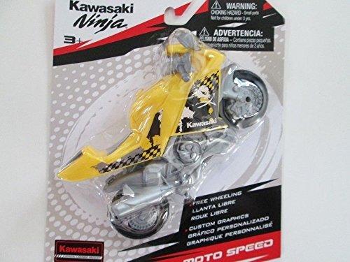 MOTO SPEED KAWASAKI NINJA MOTORCYCLE YELLOW ()