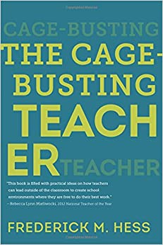 image for The Cage-Busting Teacher (Educational Innovations Series)