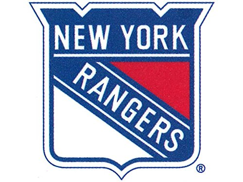 NHL New York Rangers 72442091 Tattoo (4 Pack) (Tattoo Rangers)