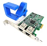 Ethernet 1Gb 332T adapter - 2-port, 4Gb/s full duplex aggregate, with Broadcom NetXtreme BCM5720 chipset