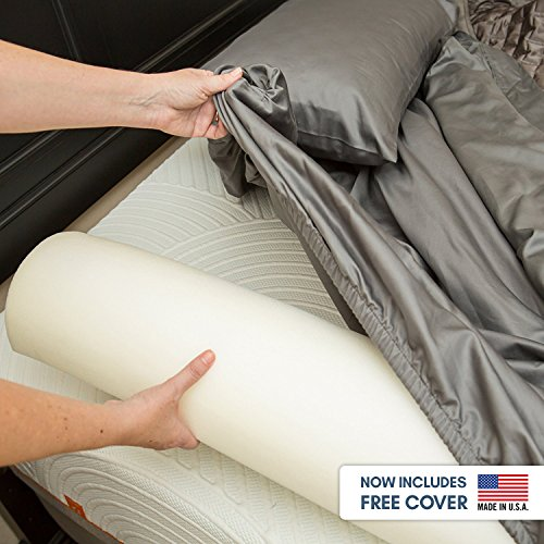 Find Bargain MADE IN USA-Longer, Safer Bed Rail, Bed Bumper for Toddlers-FREE Washable Cover & Carry...