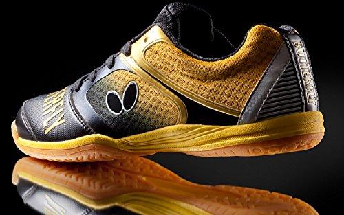 8 À 5 Noir Groovy Papillon Chaussures Taille xfwXYgp