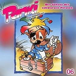 Der Schatz des schwarzen Piraten (PANKI 06)