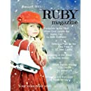 RUBY Magazine January 2017: Your voice, your story