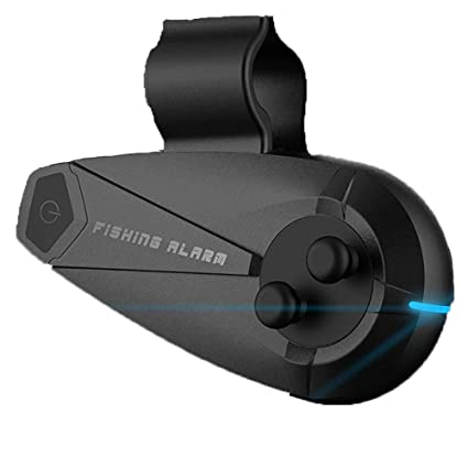 L&LQ Bluetooth Smart Fishing Bite Alarm APLICACIÓN Móvil LED ...