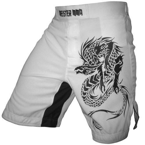 Meister MMA Dragon Hybrid Flex Board Shorts - 31/32 ()