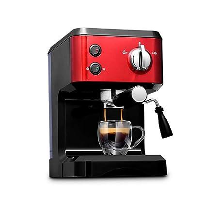 Yang máquina de café- Máquina de café Máquina de Espuma de Leche semiautomática casera de