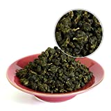 1000g (35.2 Oz) Organic Supreme Taiwan High Mountain Jinxuan Jin Xuan Milk Wulong Oolong Tea