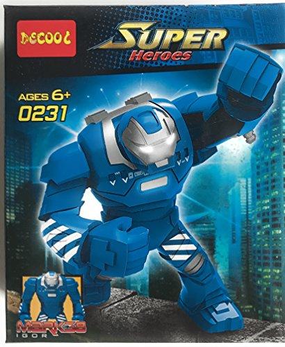 Iron Man Mark 38 Heavy Lifting Suit