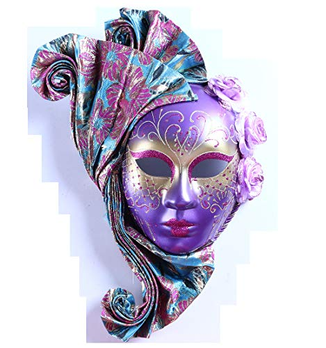 Masquerade Mask Mardi Gras Mask for Women