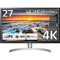LG モニター ディスプレイ 27UK850-W 27インチ/4K/HDR...
