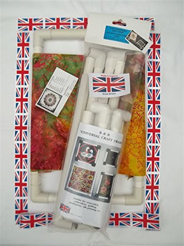 R&R Universal Craft Frame - Large Multi Pack- Made In Great Britain! by R&R