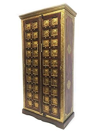Orientalischer Grosser Schrank Kleiderschrank Yafiah 180cm hoch ...