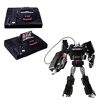 TakaraTomy Sega Genesis Megatron Transformers Action Figure