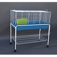 Rabbit Cage Bunny Hotel 100 With Stand